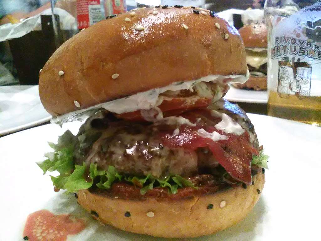 Meat Greet Burgerhouse Prague