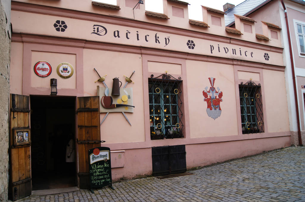 Pivnice Dačický